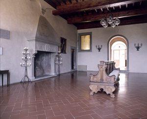 Storie d'arte La Villa Medicea di Cerreto Guidi