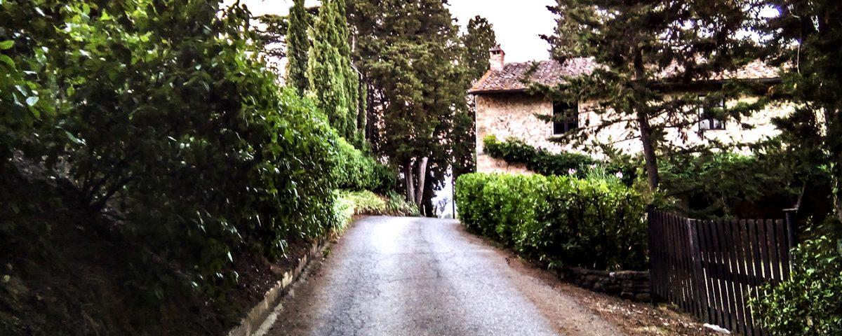 La via di Castiglioni