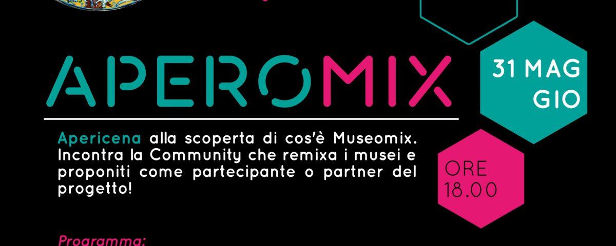 Aperomix al Museo della Ceramica