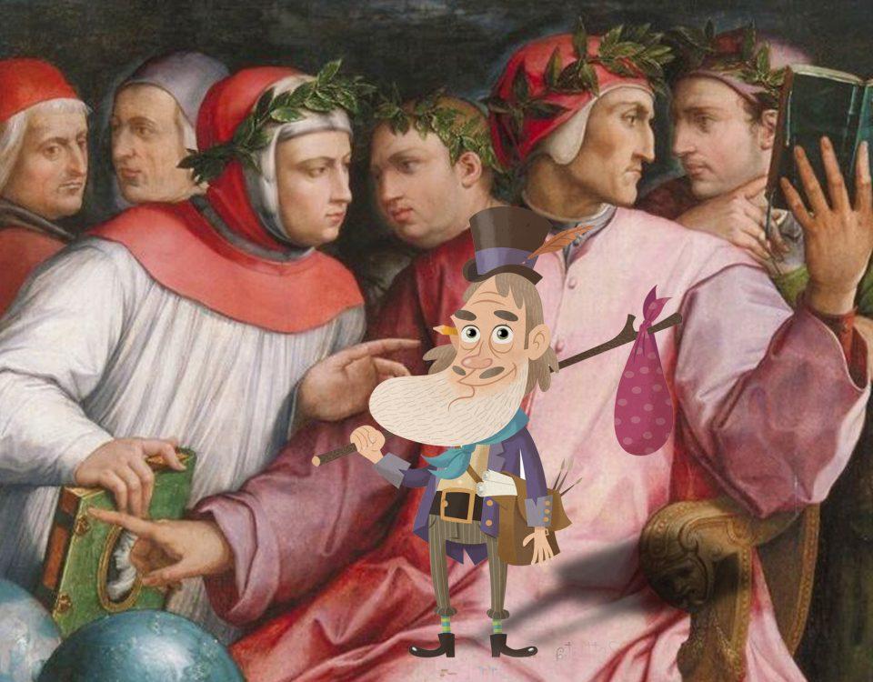 i poeti della Toscana