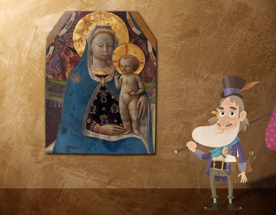 l?opera veniva da Santa Maria a Mensola