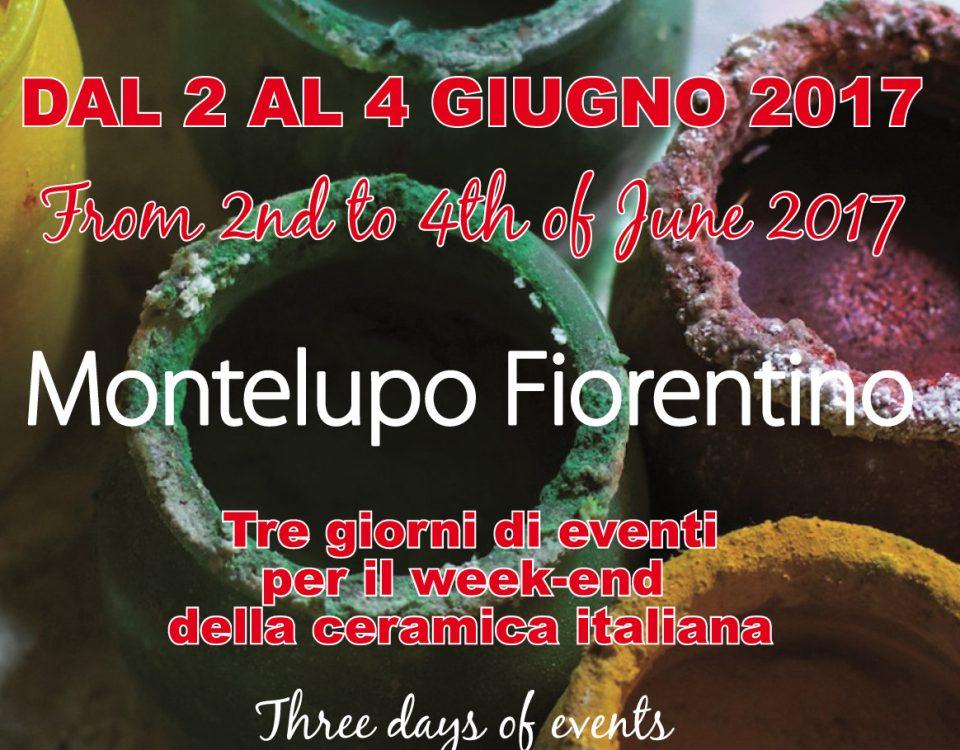Buongiorno ceramica! tre giorni di eventi a Montelupo per il week-end della ceramica italiana