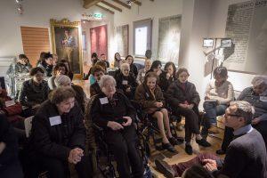Musei per l'Alzheimer al Museo Amedeo Bassi di Montespertoli (2017)